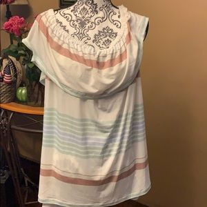 Tops - On or off  the shoulder blouse